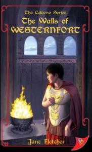 The Walls of Westernfort (The Celaeno Series) - Jane Fletcher