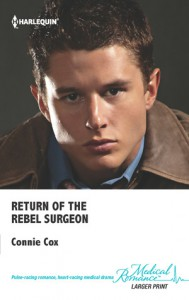 Return of the Rebel Surgeon - Connie Cox