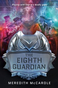The Eighth Guardian - Meredith McCardle
