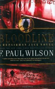 Bloodline: A Repairman Jack Novel (Repairman Jack Novels) - Shawna (editor) (Stephen King; F. Paul Wilson; John Crowley; Tanith Lee;) McCarthy