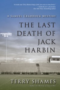 The Last Death of Jack Harbin - Terry Shames