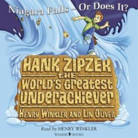 Hank Zipzer 1: Niagara Falls - Or Does It? - Henry Winkler, Lin Oliver