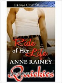 Ride of Her Life - Anne Rainey