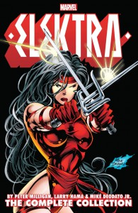 Elektra by Peter Milligan, Larry Hama & Mike Deodato Jr.: The Complete Collection - Larry Hama, Peter Milligan, Mike Deodato Jr.