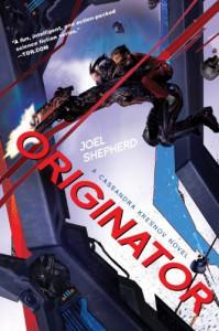 Originator: A Cassandra Kresnov Novel - Joel Shepherd