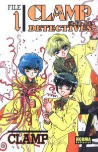 Clamp: Club de detectives Nº 01 - CLAMP