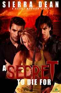 A Secret to Die For (Secret McQueen) - Sierra Dean