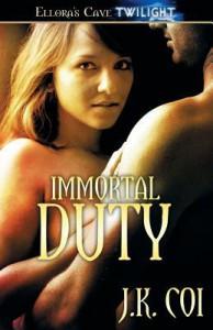 Immortal Duty - J K Coi