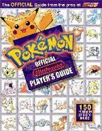 Pokemon (Blue & Red) Player's Guide - Nintendo