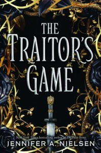 The Traitor's Game - Jennifer A. Nielsen