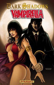 Dark Shadows/Vampirella, Volume One - Patrick Berkenkotter, Marc Andreyko, Jose Malaga