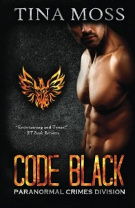 Code Black (Paranormal Crimes Division) (Volume 1) - Tina Moss
