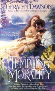 Tempting Morality (Bantam Fanfare Historical Romance) - Geralyn Dawson