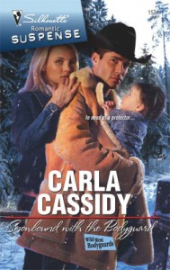 Snowbound With The Bodyguard - Carla Cassidy