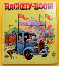 Rackety-boom - Betty Ren Wright