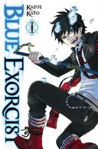 Blue Exorcist Volume 01 - Kato Kazue