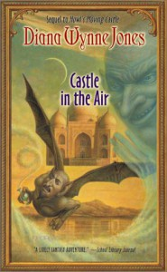 Castle in the Air (Howl's Moving Castle, #2) - Diana Wynne Jones