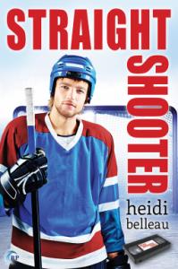Straight Shooter (Rear Entrance Video #3) - Heidi Belleau