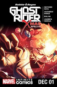Ghost Rider X-Mas Special Infinite Comic #1 - Method Man, Balak