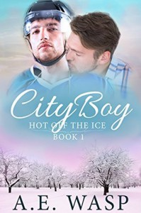 City Boy (Hot Off the Ice Book 1) - A.E. Wasp