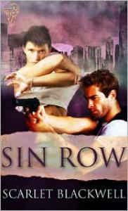 Sin Row - Scarlet Blackwell