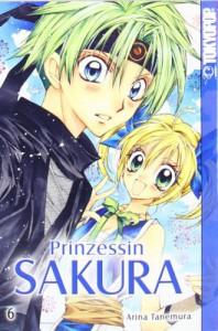 Prinzessin Sakura 06 - Arina Tanemura
