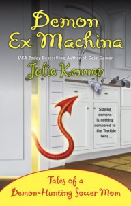 Demon Ex Machina - Julie Kenner