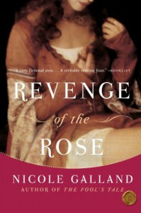 Revenge of the Rose - Nicole Galland