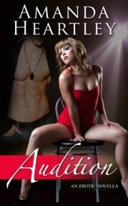 Audition - Southern Belles Part 1 (Erotic Romance Series) - Amanda Heartley