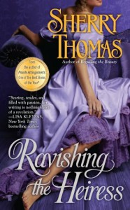 Ravishing the Heiress (Fitzhugh Trilogy, #2) - Sherry Thomas