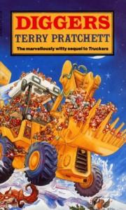 The Bromeliad Trilogy: Diggers - Terry Pratchett