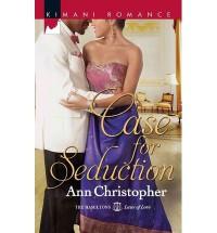 Case for Seduction - Ann Christopher