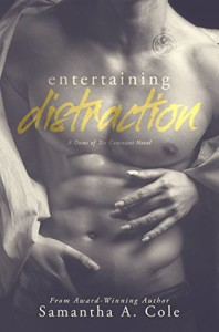 Entertaining Distraction: Doms of The Covenant Book Two - Samantha A. Cole, Judi Perkins, Eve Arroyo