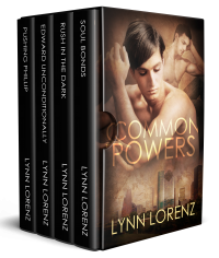 Common Powers Box Set - Lynn Lorenz