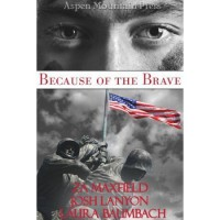 Because of the Brave - Z.A. Maxfield,  Josh Lanyon,  Laura Baumbach