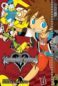 Kingdom Hearts Chain of Memories Vol. 1 - Shiro Amano