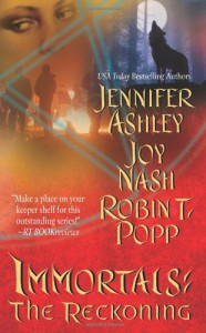The Reckoning - Jennifer Ashley, Joy Nash, Robin T. Popp
