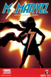 Ms Marvel #2 ANMN 2014 *Marvel Comics* - Marvel Comics