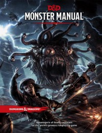 Monster Manual (D&D Core Rulebook) - Wizards RPG Team