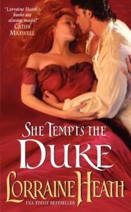 She Tempts the Duke - Lorraine Heath