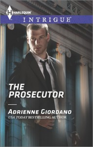 The Prosecutor (Harlequin Intrigue) - Adrienne Giordano