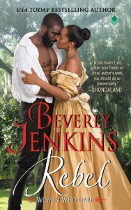 Rebel - Beverly Jenkins