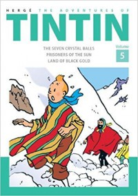 The Adventures of Tintinvolume 5 - Hergé