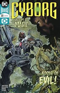 Cyborg (2016-) #20 - Kevin Grevioux, Gabe Eltaeb, Ivan Nunes, Simone Bianchi, Cliff Richards