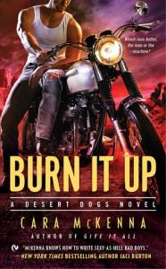 Burn It Up - Cara McKenna