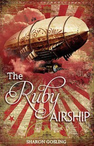 The Ruby Airship - Sharon Gosling
