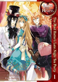 Alice in the Country of Hearts: The Mad Hatter's Late Night Tea Party, Vol. 01 - QuinRose, Riko Sakura
