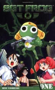 Sgt. Frog, Vol. 1: Enter the Sergeant - Mine Yoshizaki, Carol Fox