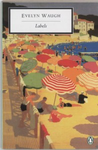 Labels: A Mediterranean Journal (20th Century Classics) - Evelyn Waugh