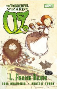 The Wonderful Wizard of Oz (Graphic Novel) - Eric Shanower, L. Frank Baum, Skottie Young